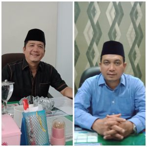 Erwin Lubis dan Harminsyah Batubara Direkomendasikan Pimpinan Sementara DPRD Madina