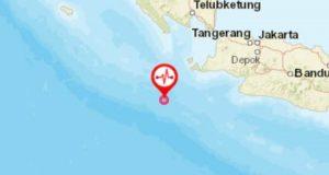 Gempa 7,4 SR Berpusat di Banten, Berpotensi Tsunami
