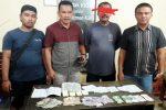 Polisi Tangkap Jurtul Judi Togel di Mompang