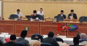 Alasan 4 Anggota DPRD Madina Tidak Hadir di Paripurna