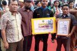Dinas Perkim Madina Raih Penghargaan KP-SPAMS Terbaik Tingkat Provsu 2019