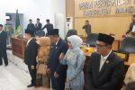 Hari Ini Pimpinan DPRD Madina Diresmikan Pengangkatannya