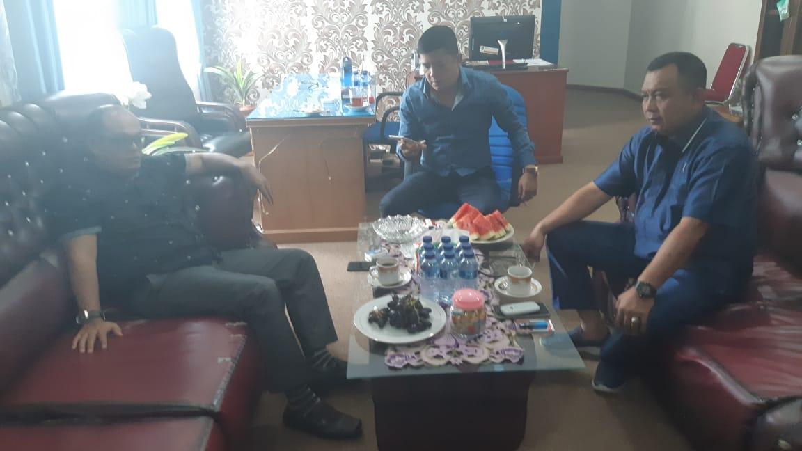 17 Oktober, Pelantikan Pimpinan DPRD Madina