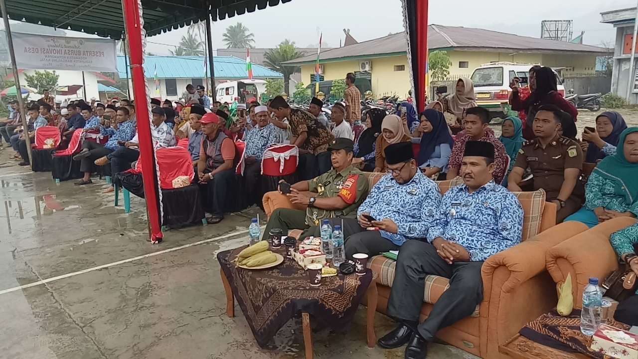 Bursa Inovasi Desa: Penggunaan Dana Desa Efektif dan Inovatif