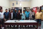 Diduga Miliki Sabu, Dua Orang Warga Sumatera Barat Diamankan Polsek Lingga Bayu