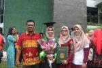 Wakil Ketua DPRD Sumut Apresiasi Riska Peraih Cumlaude USU