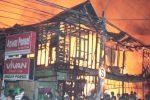 Ada yang Kehilangan di Kebakaran Pasar Lama Panyabungan