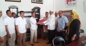 Bertarung di Pilkada Madina, Ketua Golkar Madina Mendaftar ke Gerindra
