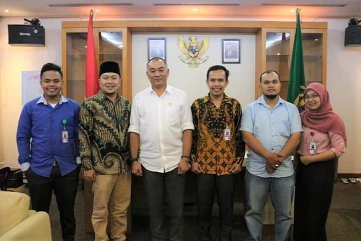 YRKI Usulkan Percepatan Status Kemajuan dan Kemandirian Desa ke Pimpinan DPRD Sumut