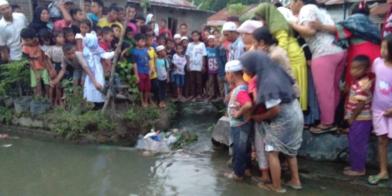 Penemuan Bayi Hebohkan Warga Pidoli Lombang