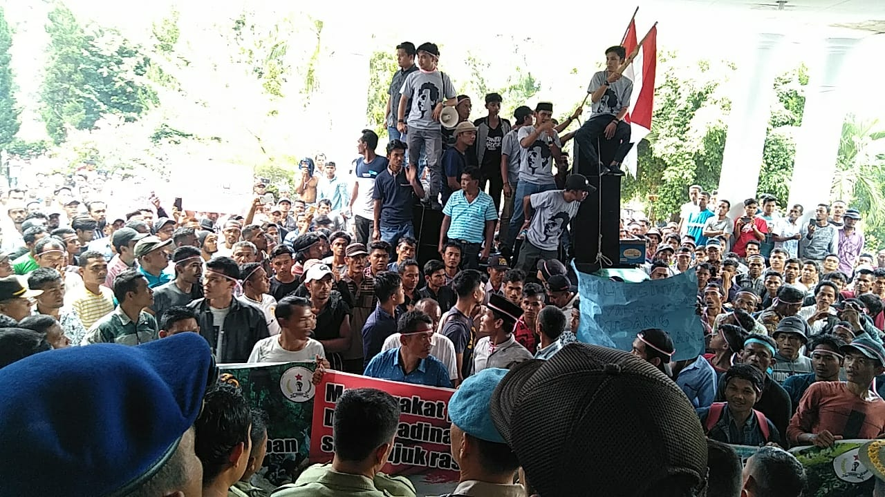 Aktivis Sumut: Regulasi Tambang di Madina Masih Belum Jelas