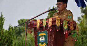 Sekda Buka MTQ Tahfizul Quran Tingkat Kabupaten Madina