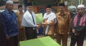 Launching Desa Binaan di Wilayah Perbatasan dihadiri 2 Kakanwil Depag