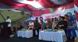 Bupati Dahlan Minta Bantuan Moeldoko Agar Tambang Rakyat Ada di Madina