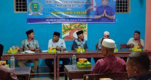 Serap Aspirasi Warga, Syafri Siregar Reses di Kelurahan Mompang