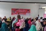 Anggota DPRD Madina Zainuddin Nasution Reses 1 di Lumban Pasir