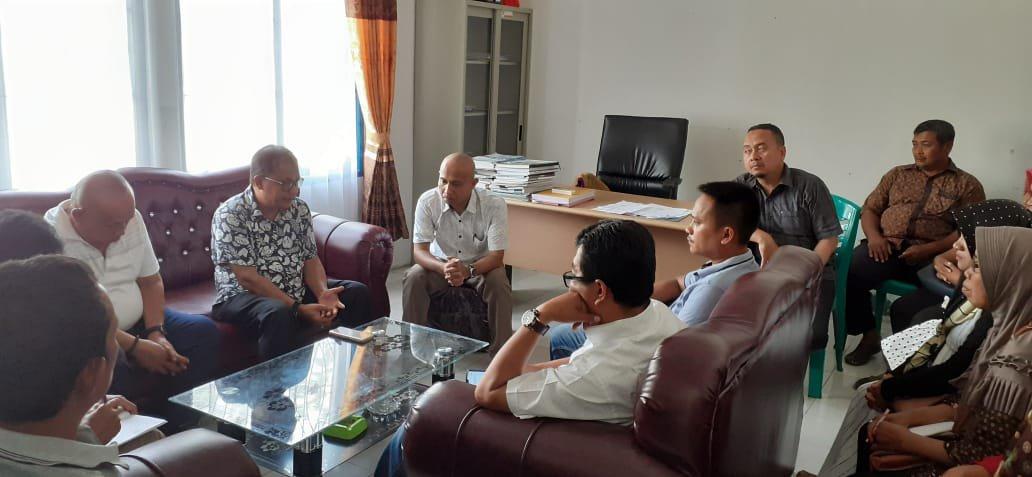 Pemerintah Provinsi Sumut akan Beri Bantuan untuk Penambang Ilegal di Hutabargot Madina