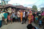 Yasir Ridho Reses I, Bantu Renovasi Masjid Desa Barbaran Jae