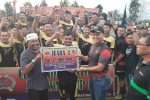 Bupati Madina Tutup Turnamen Danyon Cup I