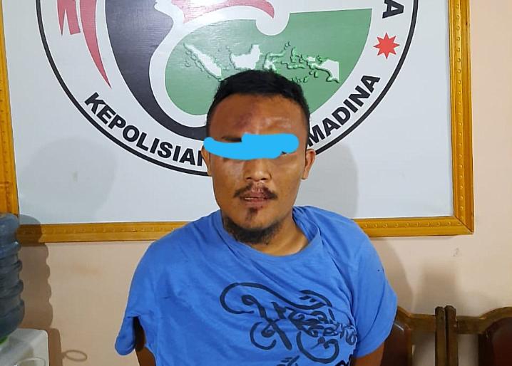 Supir Angkot Pengedar Sabu Dicokok Polisi
