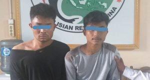 Miliki Sabu, Dua Pemuda Diamankan Polres Madina