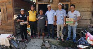 Polres Madina dan PT. Sorik Mas Mining Bantu Anak Penyandang Disibilitas