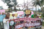 Peduli Uighur, Masyarakat Muslim Madina Gelar Aksi Solidaritas