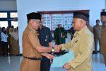 Siar Nasution Menjabat Kadis Pertanian Madina