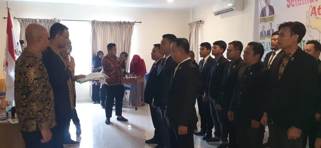 Zainal Arifin Pimpin BPC HIPMI Madina