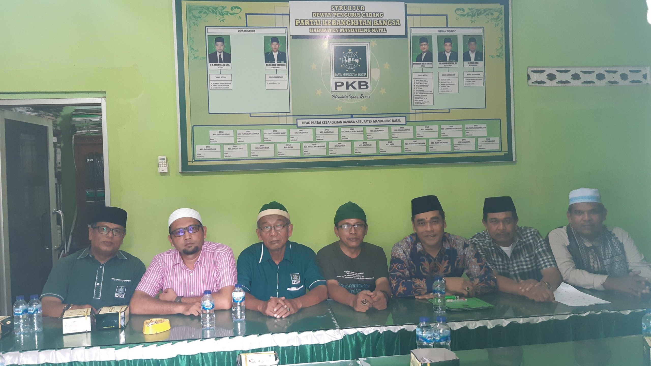 DPC PKB Rekomendasi 4 Bacalon Bupati Ikuti Fit And Proper Test