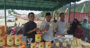 Arabica Coffee Mandailing Bentuk Kemasan Siap Dipasarkan