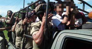10 Pelajar Terjaring Razia Satpol PP Madina di Warnet dan Biliar