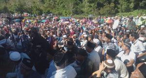 Ustadz Somad di Huta Godang Ulu Pungkut