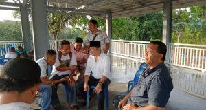 Ketua DPRD Madina Apresiasi Persiapan Lahan Pameran HUT ke-21