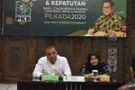 Atika Nasution Dampingi Jakfar Sukhairi Fit and Proper Test di Jakarta