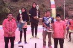 SMA 1 Kotanopan Juara Voli Putri di HUT Madina, Putra Diraih SMK 2 Panyabungan