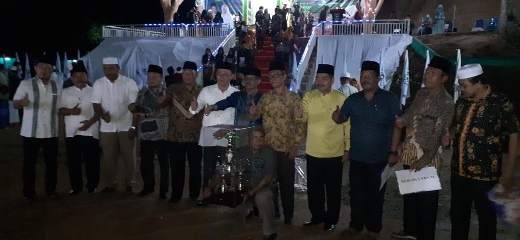 MTQ Madina, Panyabungan Kota Juara Umum