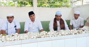 Wakil Bupati Madina Ziarahi Makam Aulia