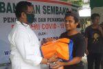 PKB Salurkan 100 Paket Sembako Untuk Kaum Mustahak di Madina
