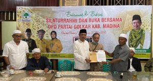 DPP PPP Keluarkan Rekomendasi untuk Pasangan Dahlan-Aswin