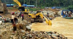 Menanti Penyelamatan Sungai Batang Natal