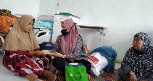 Korban Ledakan Gas Elpiji di Madina Dapat Bantuan dari PT SMGP