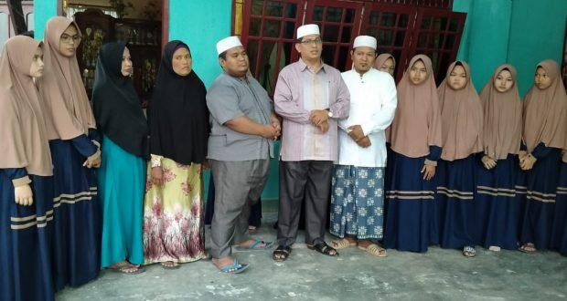 Resmi Dibuka, Pondok Tahfidz Nuruts Tsamarot Siap Cetak Generasi Qurani di Bumi Gordang Sambilan
