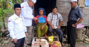 BAZNAS Madina Kembli Salurkan Bantuan