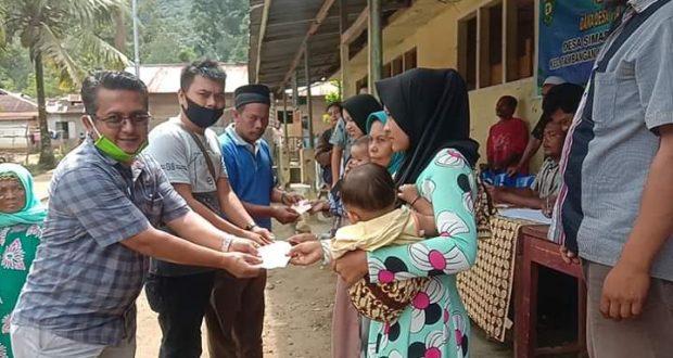 Masyarakat Simangambat TB Ucap Rasa Syukur Dengan Adanya BLT-DD