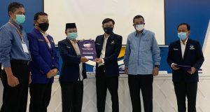 Dapat Rekomendasi NasDem, Dahlan-Aswin Siap Berkompetisi pada Pilkada Madina