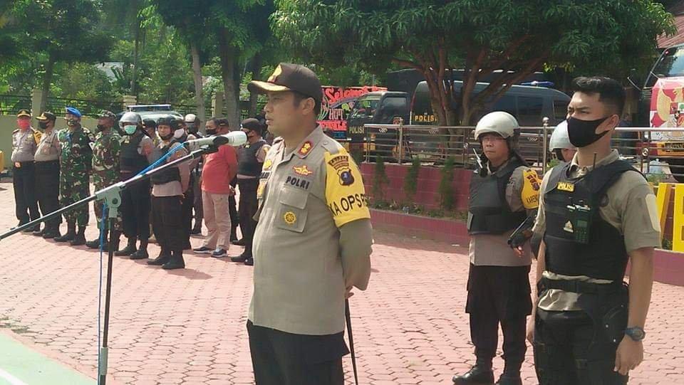 Koordinator Aksi Perusuh Mompang Julu Kabarnya Sudah Diamankan Polisi
