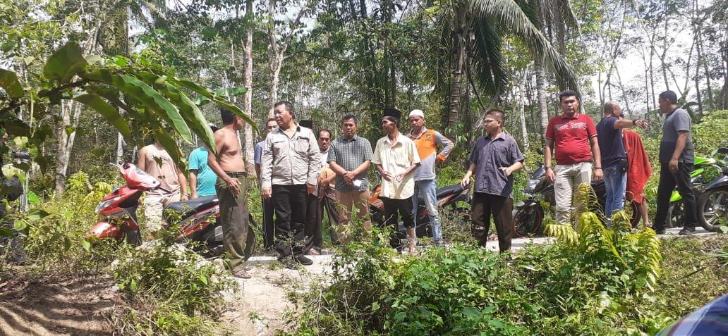 Dikeluhkan Masyarakat, Bupati Perbaiki Talang Air di Bukit Malintang