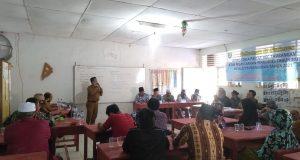 Desa Pastap Gelar Musdes RKP Tahun 2021