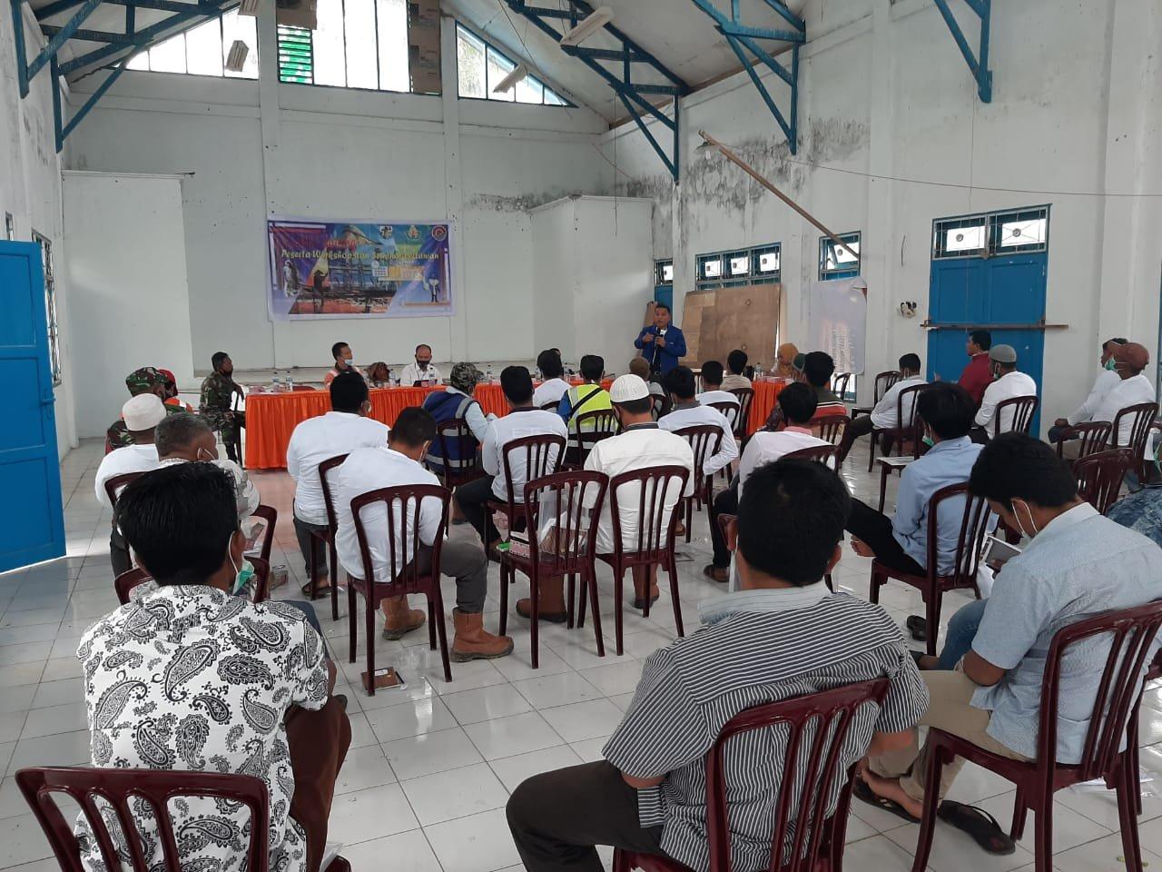 Peringati HTN, PT SMGP Gelar Seminar dan Workshop dengan Masyarakat Petani